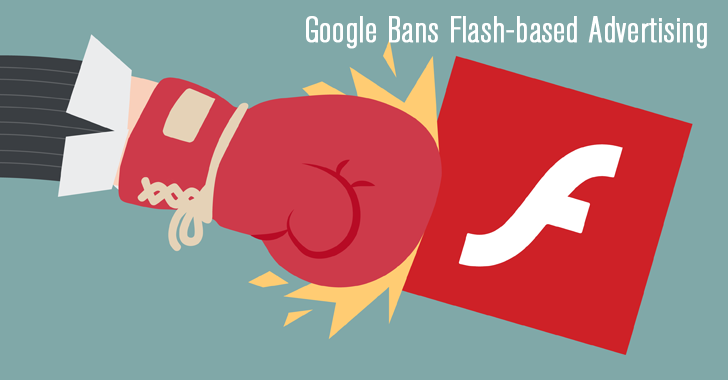 Google to Ban Adobe Flash-based Advertising