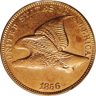 Flying Eagle Penny