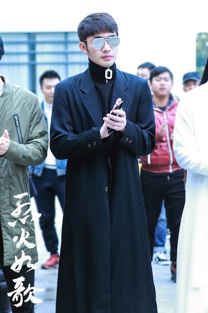 Liehuo Ruge Vin Zhang Binbin