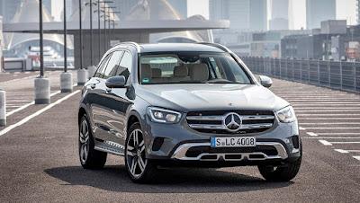 2019 Mercedes Benz GLC | Carshighlight.com