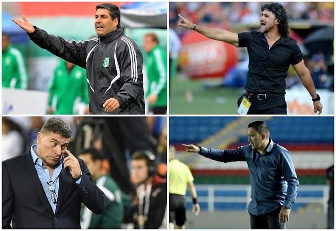 Encuesta: ¿Quién debería ser el nuevo director técnico de Atlético Nacional ante la salida de Alexandre Guimaraes?