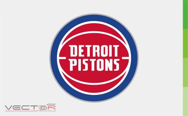 Detroit Pistons Logo - Download Vector File CDR (CorelDraw)