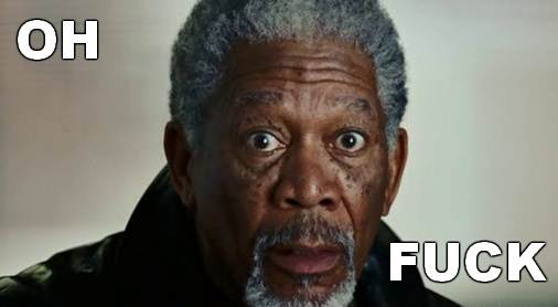 Top 12 Memes Morgan Freeman Global Celebrities Blog
