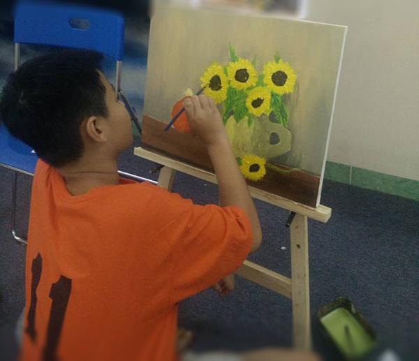 Học vẽ mang lại cho bé những lợi ích gì?
