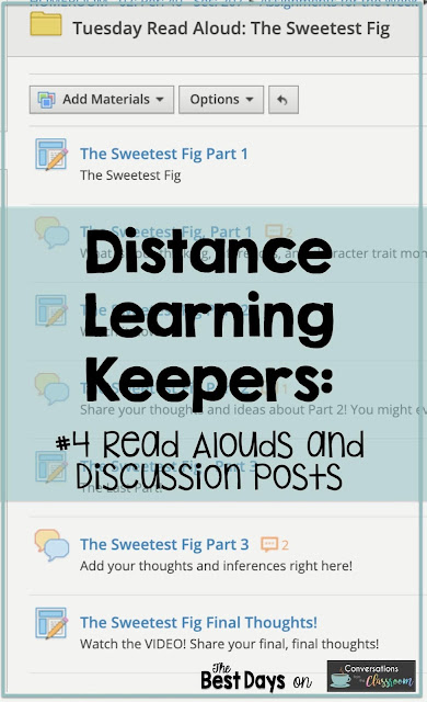This blog post will help you decide what to keep from Distance Learning.