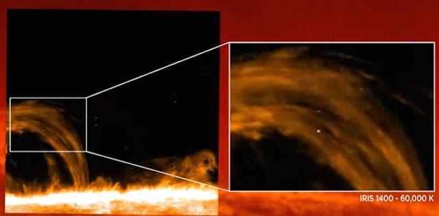 Pequenas luzes Brilhantes no Sol podem explicar mistério de sua atmosfera - Imagem 1