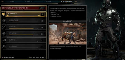 AI Fighter Settings, AFK Farm Guide, Mortal Kombat 11, MK11