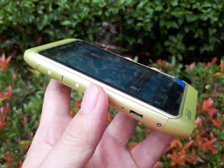 Hape Jadul Nokia N8 Symbian Wifi GPS Seken Mulus Kolektor Item