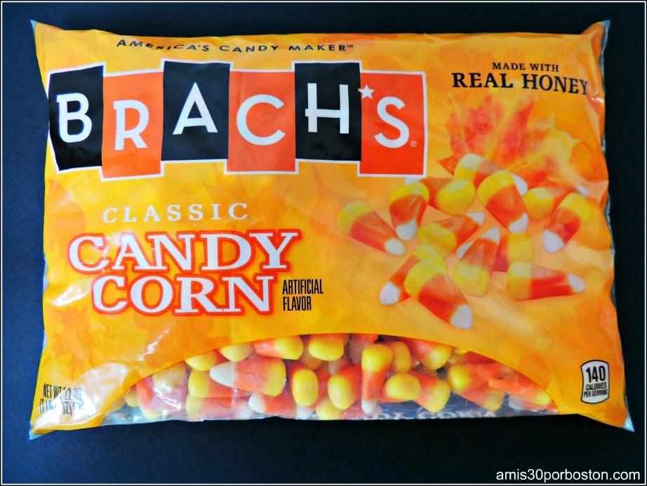 Caramelos de Halloween: Candy Corn