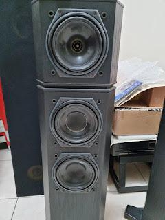 Tannoy 613 floorstand speaker (Used) IMG-20210904-WA0087