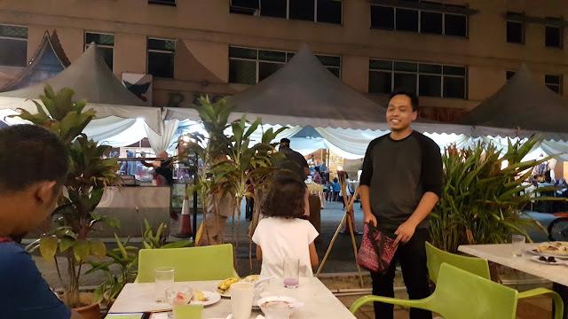 Buffet Ramadhan di Restoran Simpang Tiga Ipoh