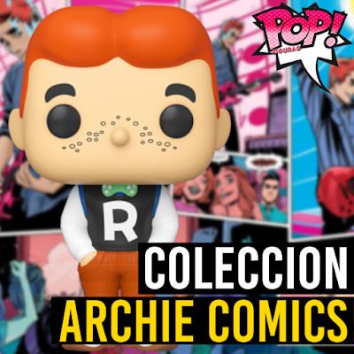 Lista de figuras Funko POP Archie Comics