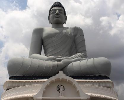 Meditation Buddha Murti