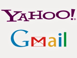 Yahoo and G mail