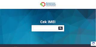 Cara cek IMEI iPhone terblokir atau tidak