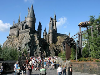 harry potter theme park Orlando