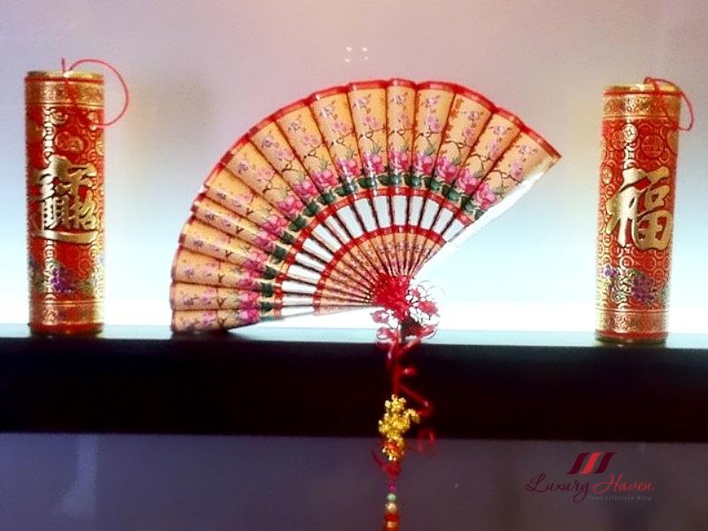 chinese new year diy ang pow fan design