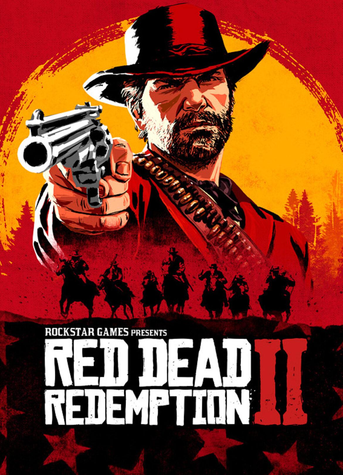 Descargar Red Dead Redemption 2 PC Cover Caratula