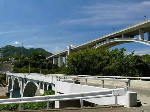 小倉橋と新小倉橋