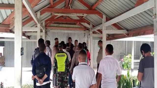 Oknum TNI Diduga Aniaya Keluarga Pasien COVID-19 di Manggarai NTT