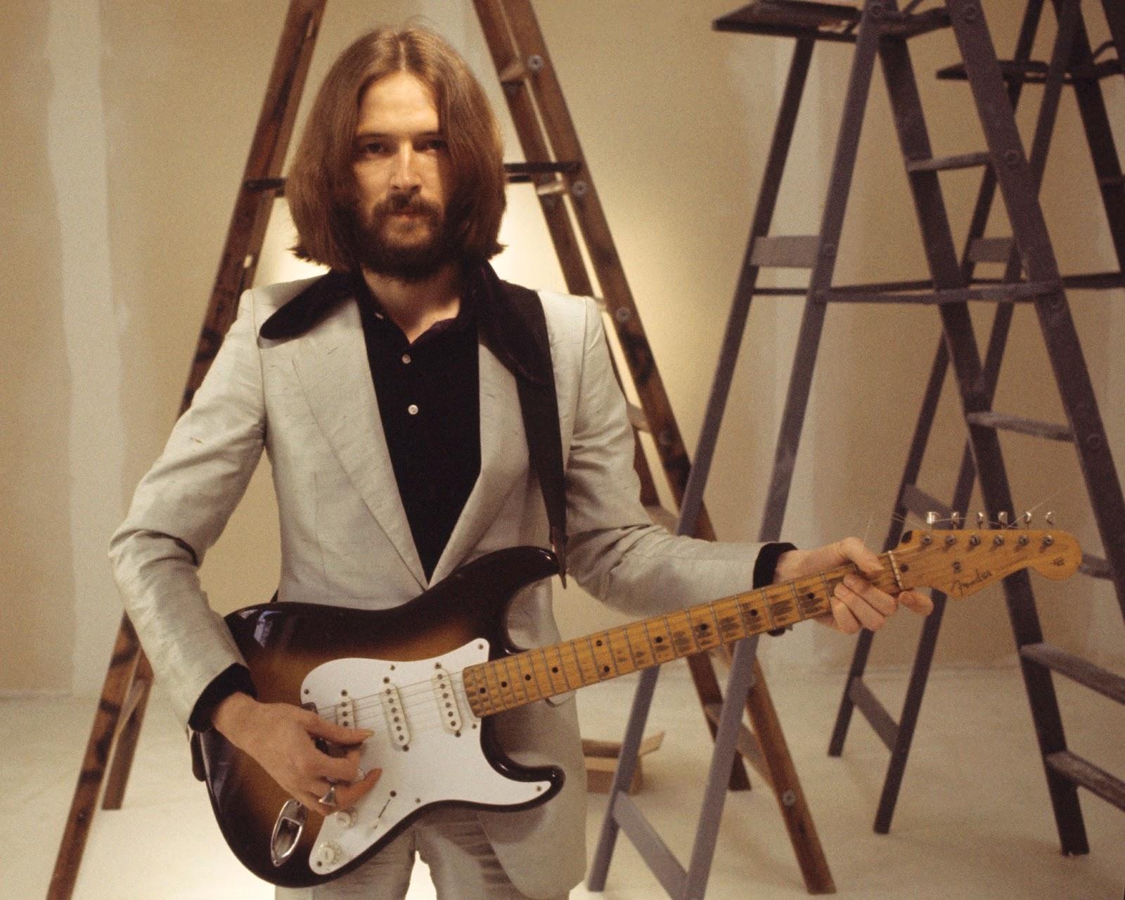 Eric Clapton discography