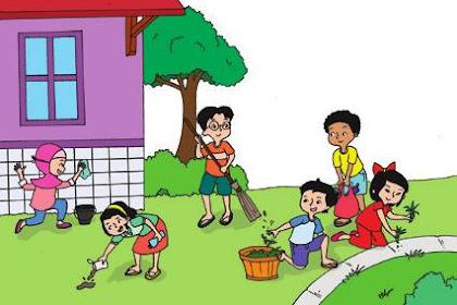 Cara Menjaga Lingkungan Biar Tetap Sehat Dan Bersih