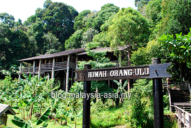 Cultural Village Sarawak