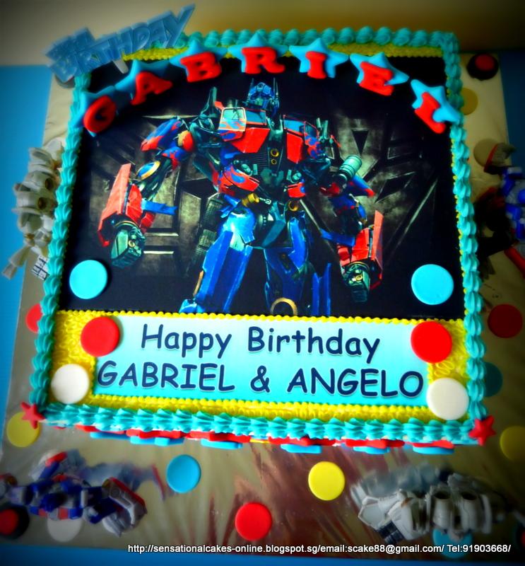 Th Birthday Cake Singapore