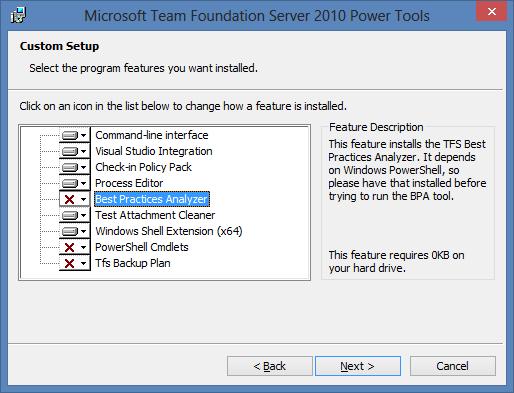 Databases, DevOps and Software development: TFS 2010 Power