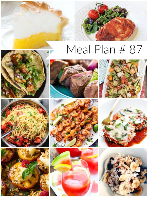 Meal Plan #87 - Ioanna's Notebook