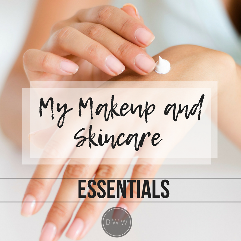 makeup must haves skin care routine essentials