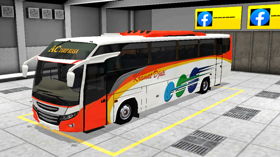 Livery Bus MAX HDD Tentrem MOD BUSSID By MBS Team Livery Bus MAX HDD Tentrem MOD BUSSID By MBS Team