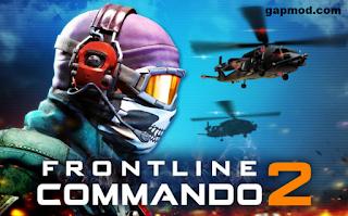 FRONTLINE COMMANDO 2 v3.0.3 Mod Apk