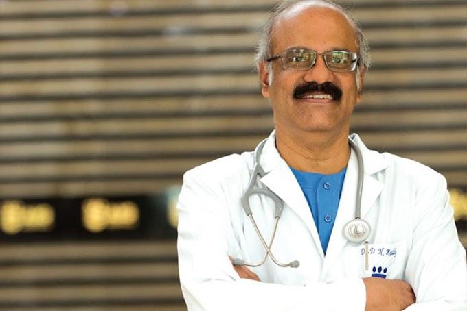 एएसजीई ने डॉ. डी नागेश्वर रेड्डी को रुडोल्फ वी. शिंडलर पुरस्कार से नवाजा