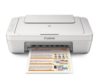 Canon MG2500 Series Télécharger Pilote Pour Windows et Mac
