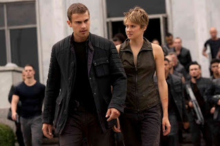 Theo James dan Shailene Woodley