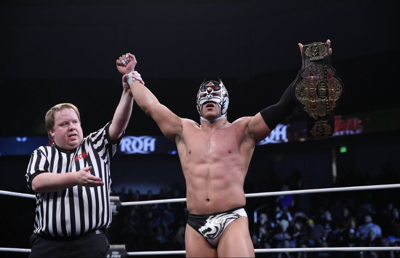 Dragon Lee passa por cirurgia e está fora do ROH 19th Anniversary