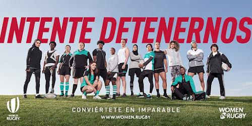 World Rugby lanza una campaña global que revolucionará el rugby femenino