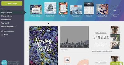 Daftar Alat Desain Grafis Epik untuk Non-Desainer Gratis untuk Kamu