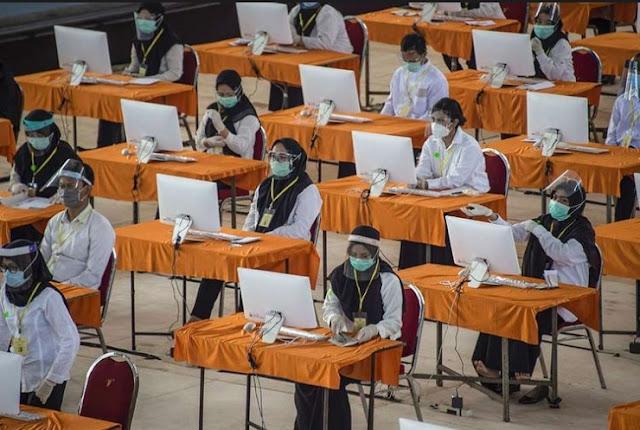 """11.580 Formasi CPNS 2019 Kosong, BKN Sebut Bisa Diisi Peserta yang """"Tak Lolos"""""""