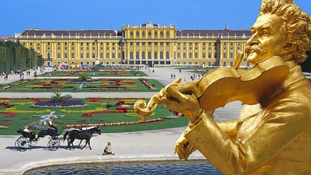 Vienna, the city that you fall in love in less than an hour
