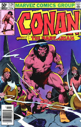 Conan the Barbarian #124
