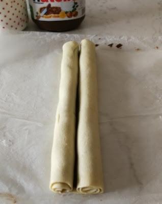 بالميي بالنوتيلا
