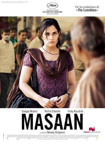 Masaan (2015) Movie Poster No. 2