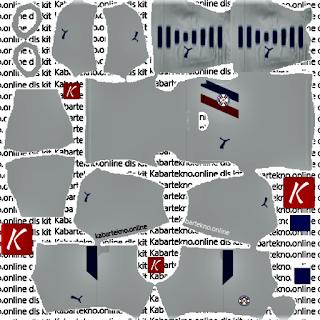 Paraguay Away Kit DLS 2021