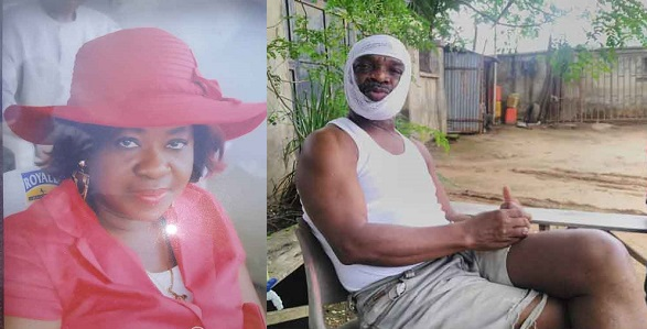 How our houseboy slaughtered my wife and attempted to execute me as well – Injured single man, Ralph Wilcox describes horrendous difficulty