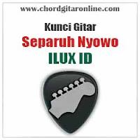 Chord Kunci Gitar Separuh Nyowo Ilux ID