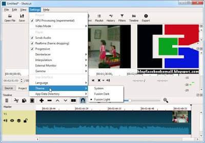 Apakah sahabat ingin berkenalan lagi dengan software edit video gratis terbaik selain  Download ShotCut Aplikasi Edit Video Gratis Terbaru terbaik
