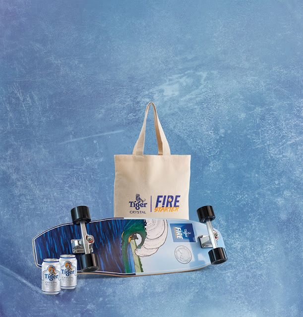 Fire Starter Kit - surfskating