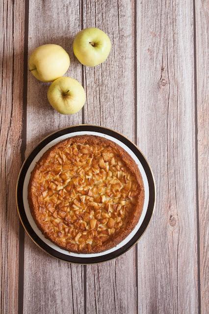 La ricetta della torta di mele di Igino Massari